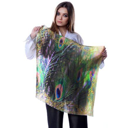 Платки,шарфы с принтом